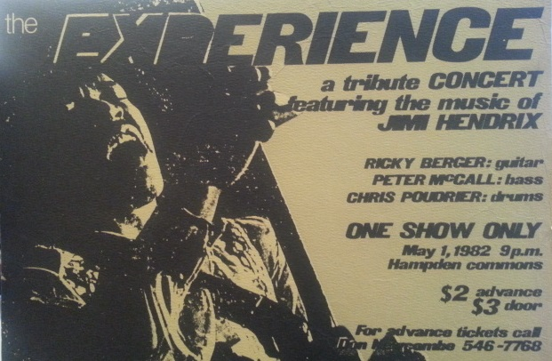 Experience Show Poster