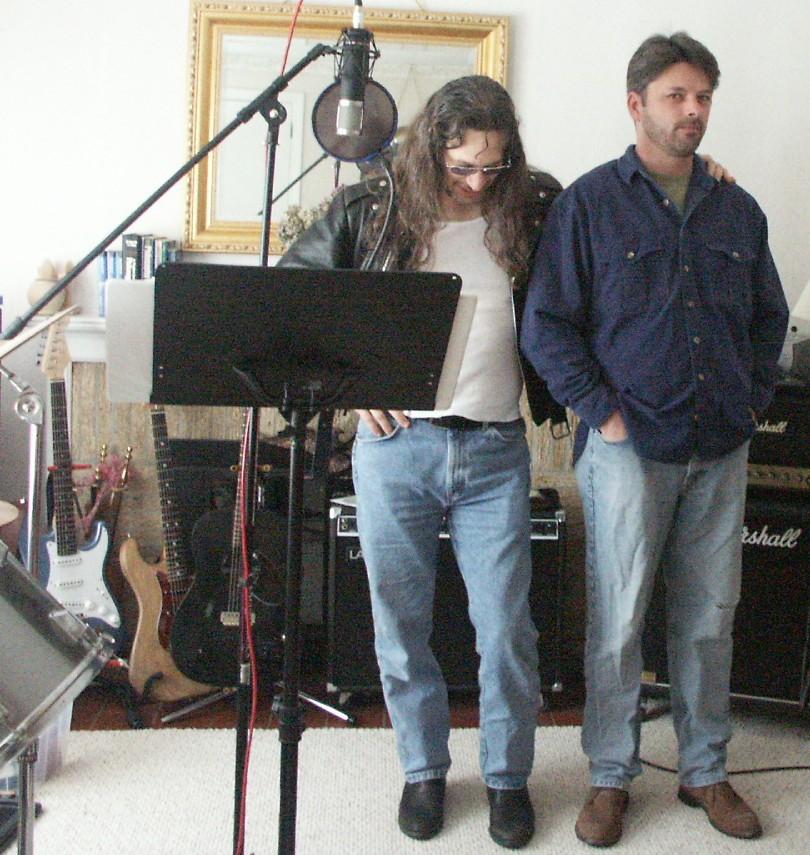 Steve and Ricky 2
