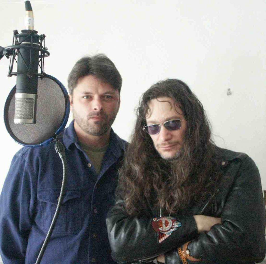 Steve and Rickyweb